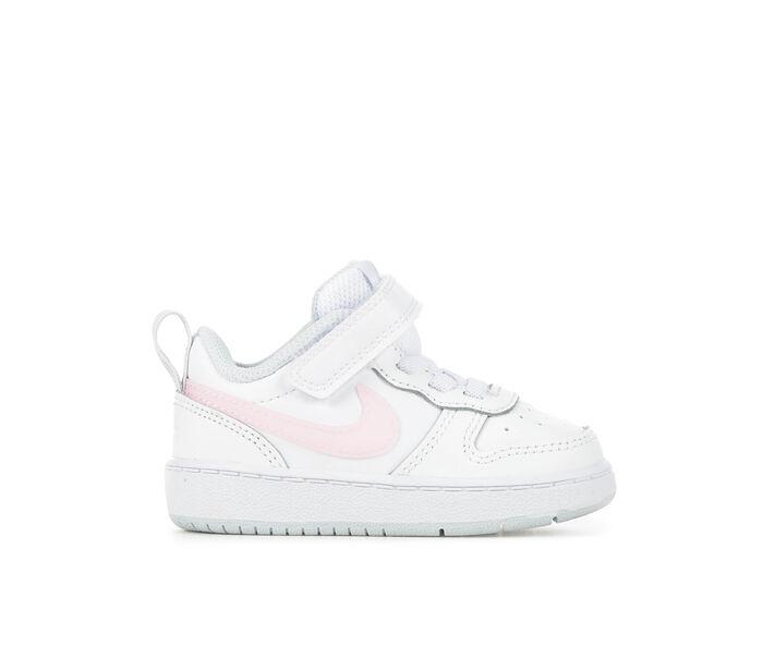 Girls' Nike Infant & Toddler Court Borough Low 2 Sneakers