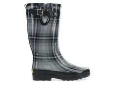 Women's Western Chief Highland Plaid Rain Boot Rain Boots