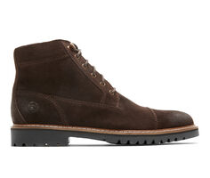 Men's Rockport Marshall Cap Toe Boots