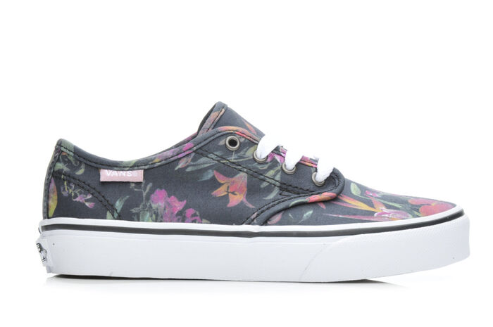 Girls' Vans Camden Stripe Skate Shoes