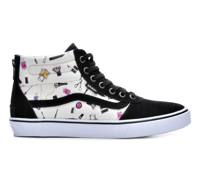 Women's Vans Milton Hi Zip Skate Shoes