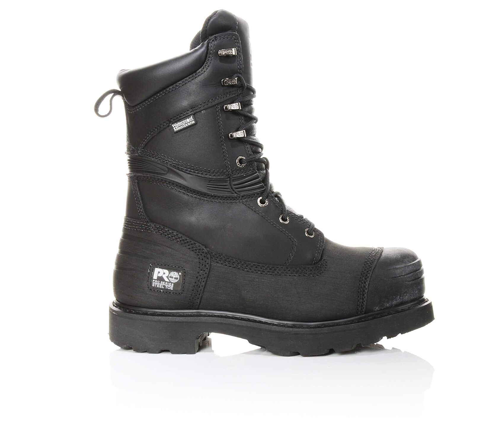 7e95022127d4 Men s Timberland Pro Gravel Pit 10 Inch Steel Toe 53531 Work Boots ...