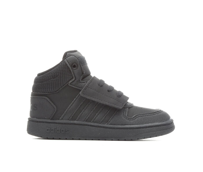 Boys' Adidas Infant & Toddler Hoops Mid 2 High Top Basketball Shoes