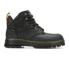 Men's Dr. Martens Industrial Plenum Waterproof Steel Toe Work Boots