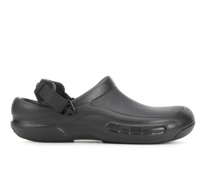 Adults' Crocs Work Bistro Pro LiteRide Slip-Resistant Clogs