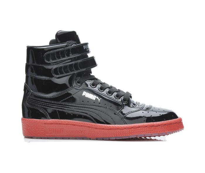 Boys' Puma Sky Hi Patent Jr. 4-7 Sneakers