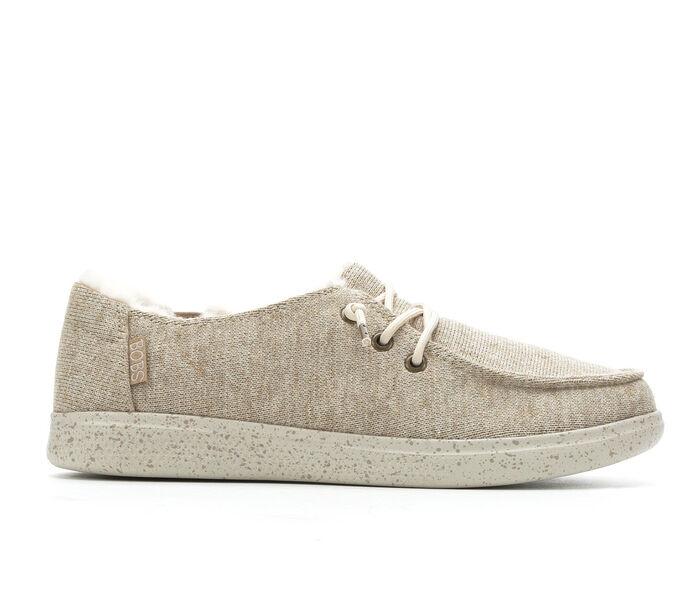 Women's BOBS Skipper Fur 113456 Slip-On Shoes