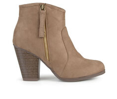 Women's Journee Collection Link Wide Width Booties
