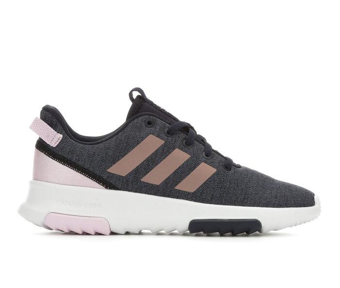 Girls' Adidas Racer TR K Girls 10.5-7 Running Shoes