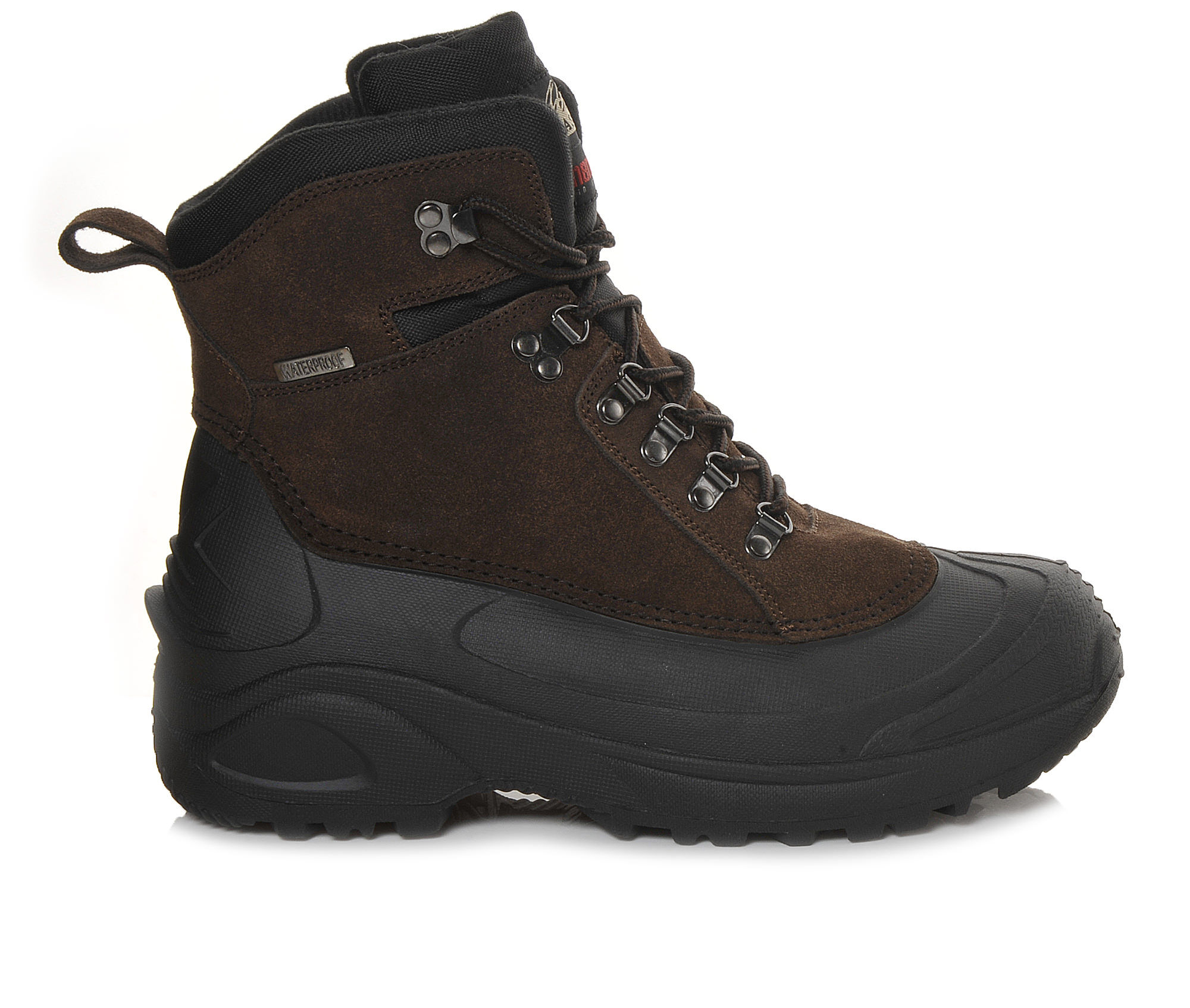 Itasca Sonoma Ice House Mens Boots Chocolate
