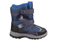 Kids' Rugged Bear Toddler & Little Kid Double Strap Snow Boots