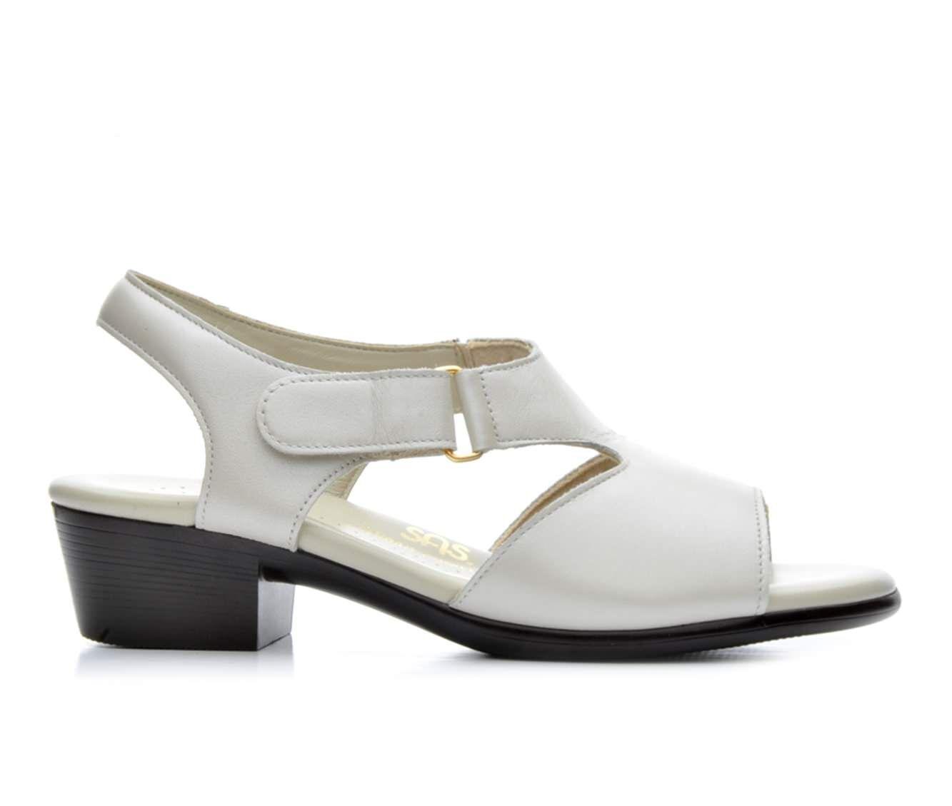 Women's Sas Suntimer Sandals Pearl Bone