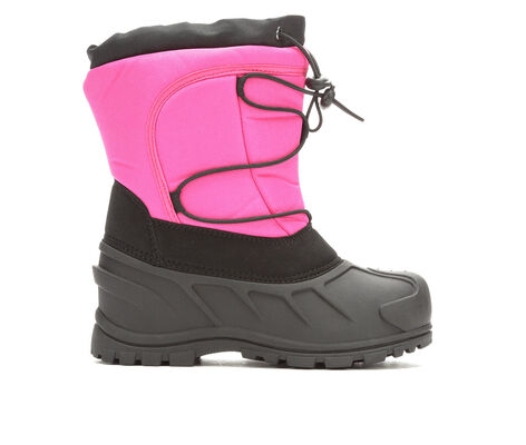 Girls' Itasca Sonoma Cerebus Solid 11-6 Winter Boots