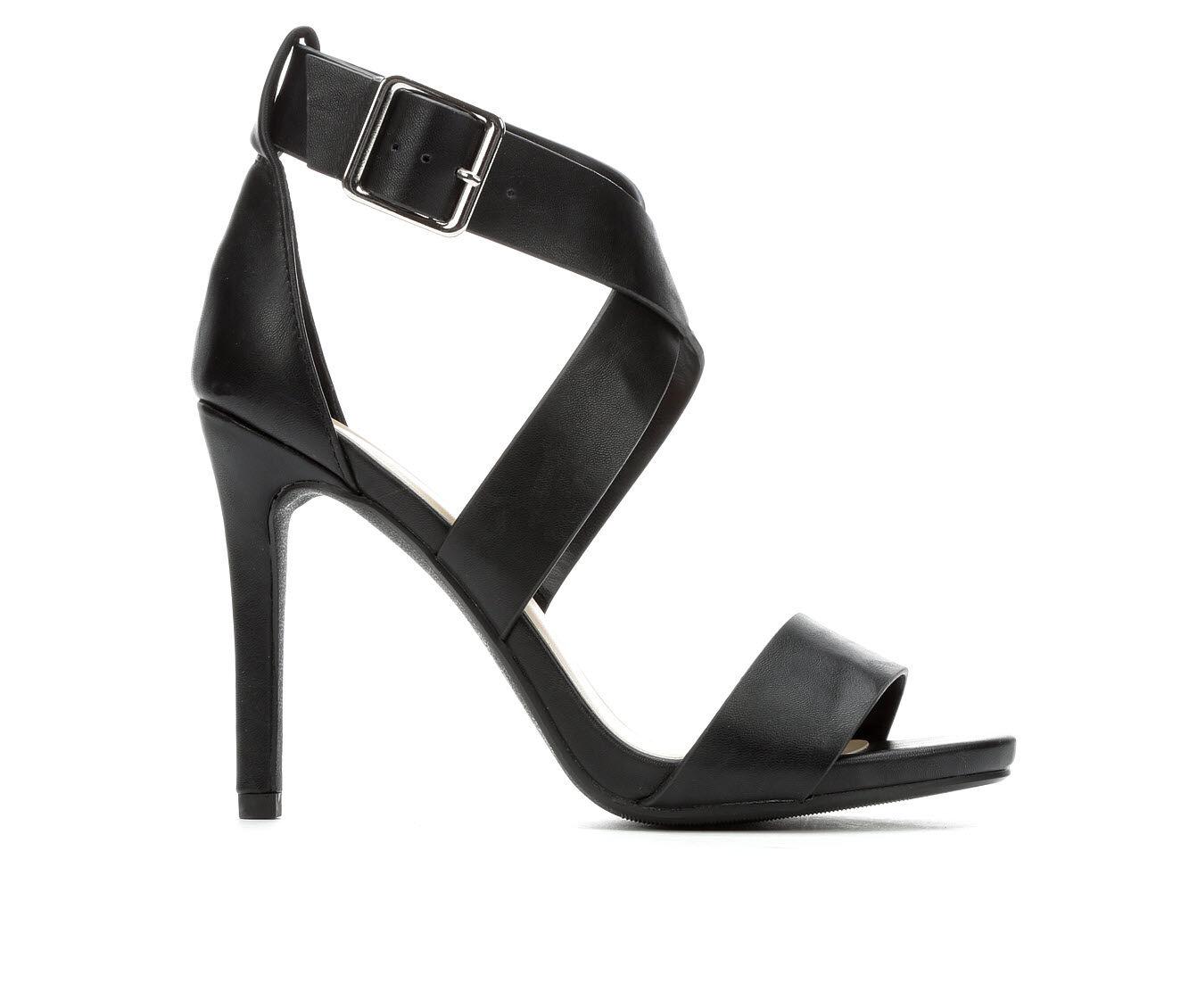 Simple Style Women's Delicious Spoken Dress Sandals Black