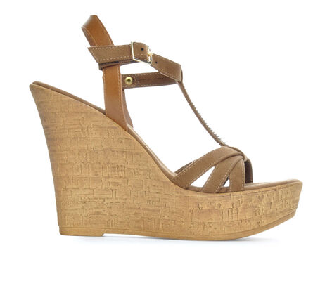 Women's Italian Shoemakers Marcy Platform Wedge Sandals