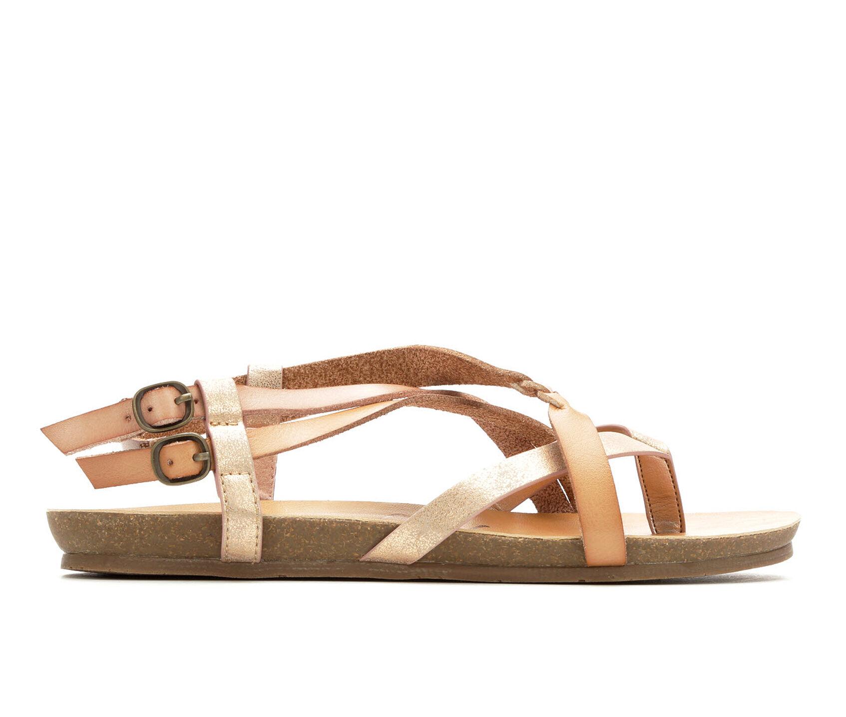 9c702cdb9a11e Women's Blowfish Malibu Gineh Strappy Footbed Sandals