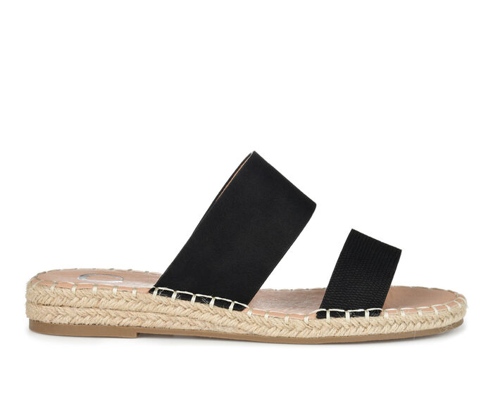 Women's Journee Collection Suzzie Espadrille Slip-On Sandals