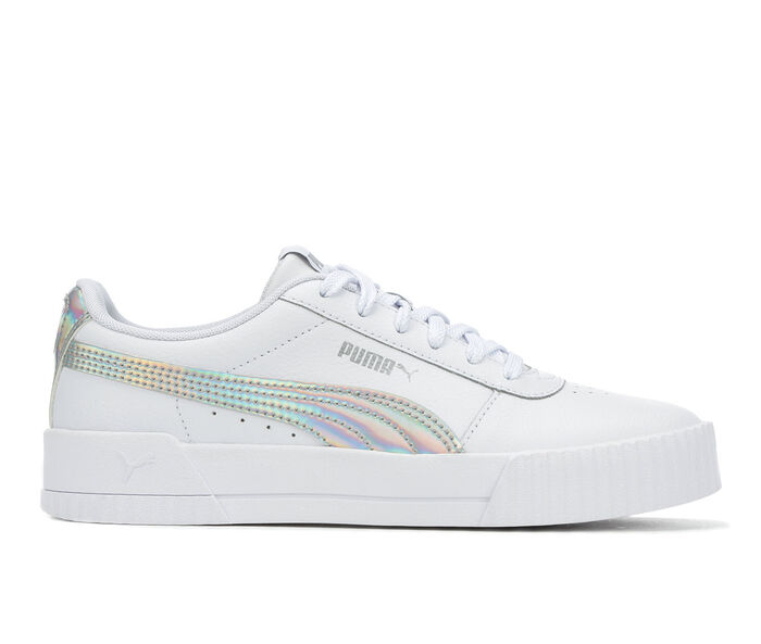 Women's Puma Carina Iridescent Sneakers