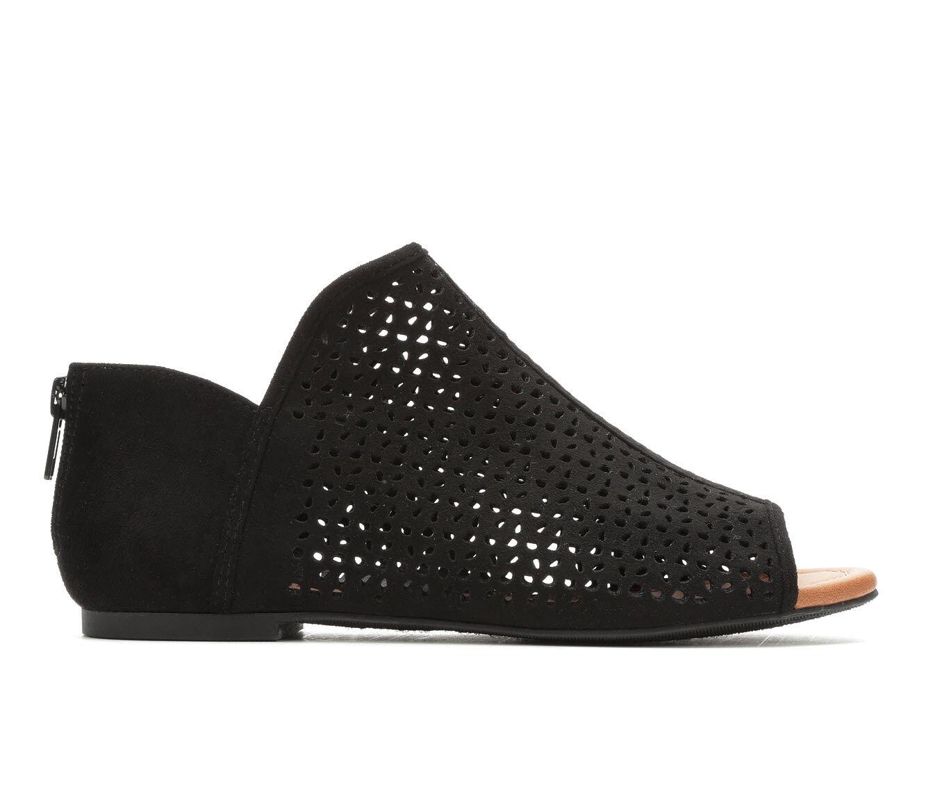 Women's Unr8ed Ambe Flats Black