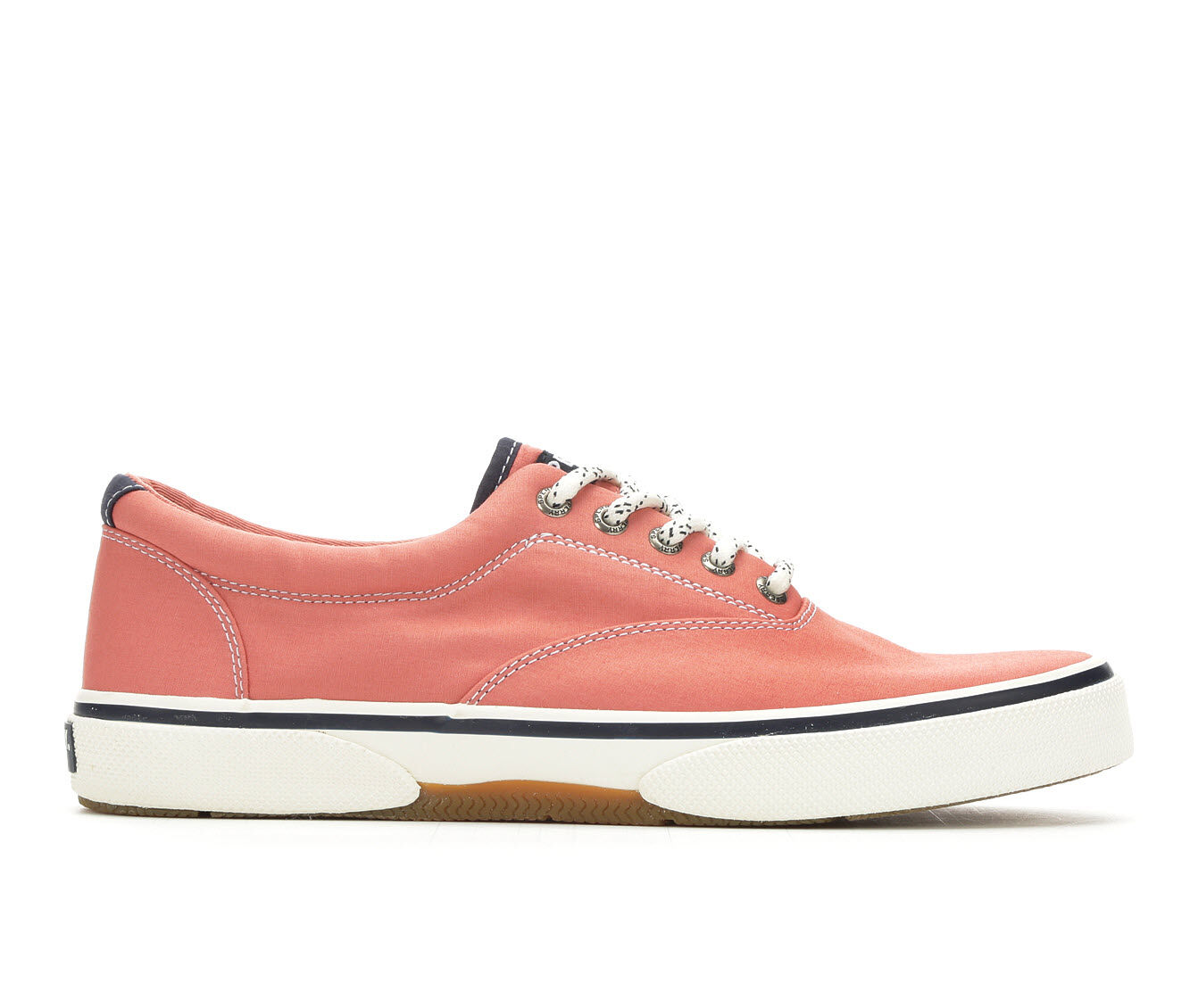 Men's Sperry Halyard Laceless Casual Shoes Nantucket Red