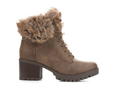 Women's Soda Shake Lace-Up Winter Booties