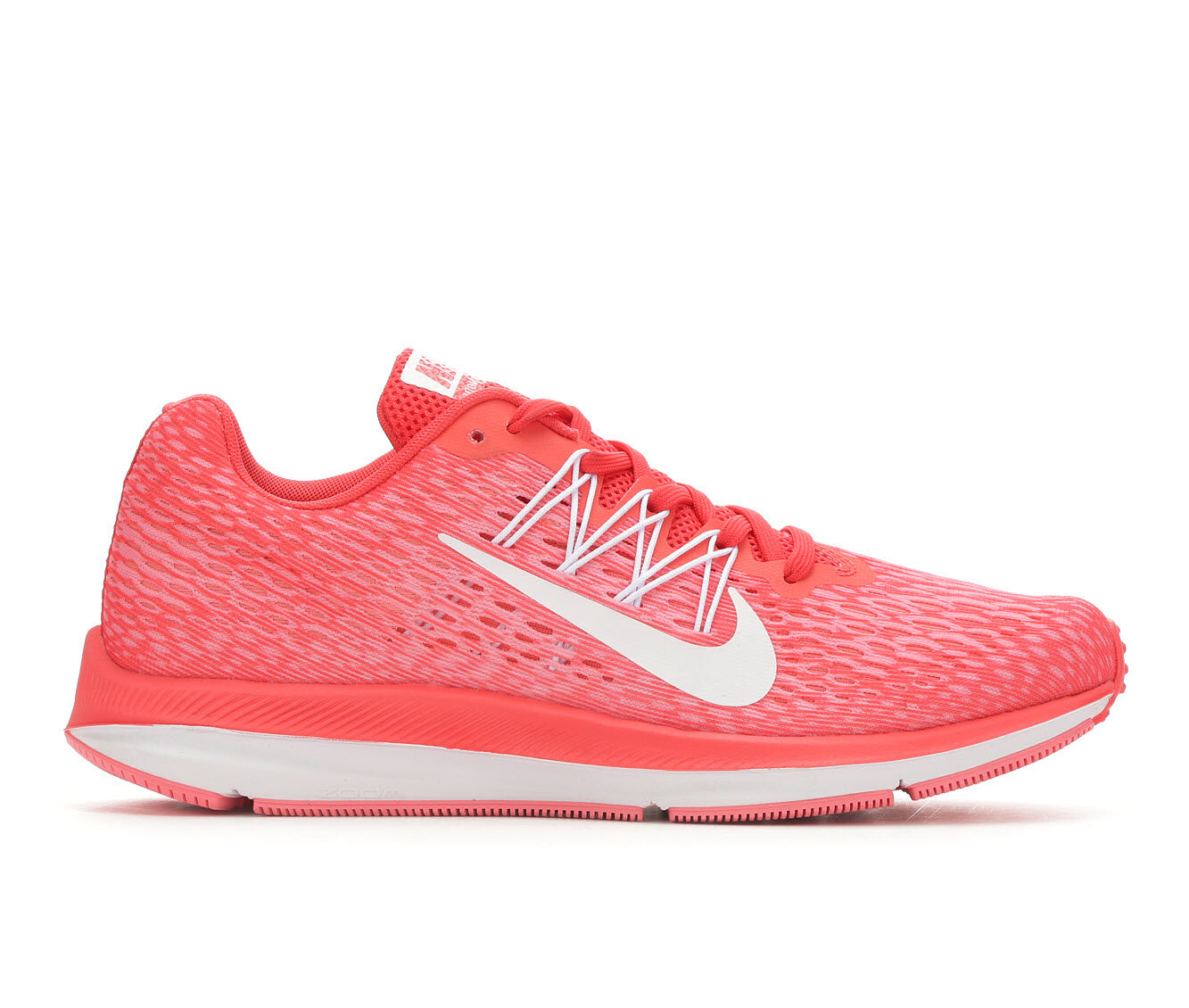 competitive price Women's Nike Zoom Winflo 5 Running Shoes Ember/Wht/Pink