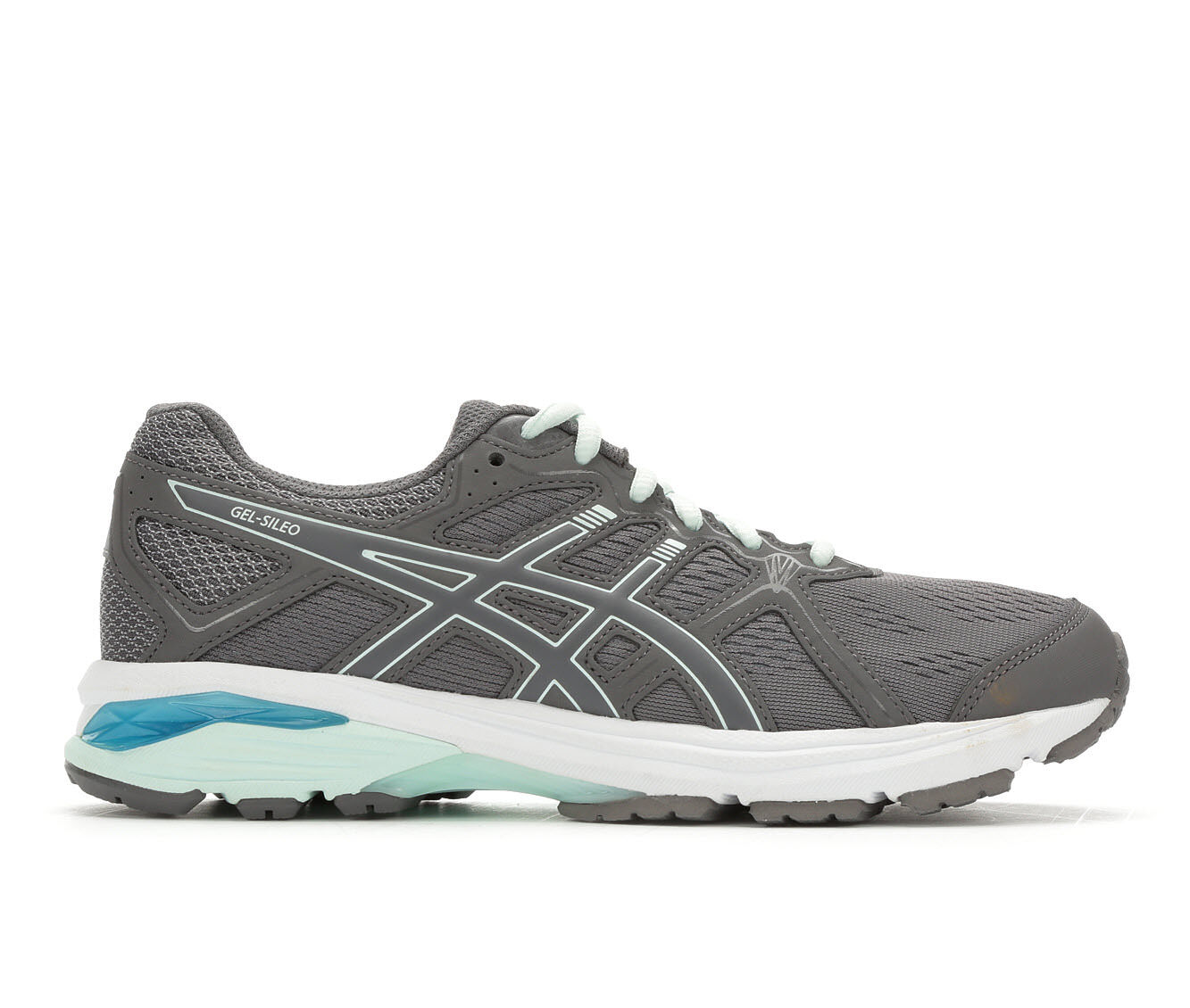 UK Outlet Women's ASICS GT Xpress Running Shoes Carbon/Sea/Wht