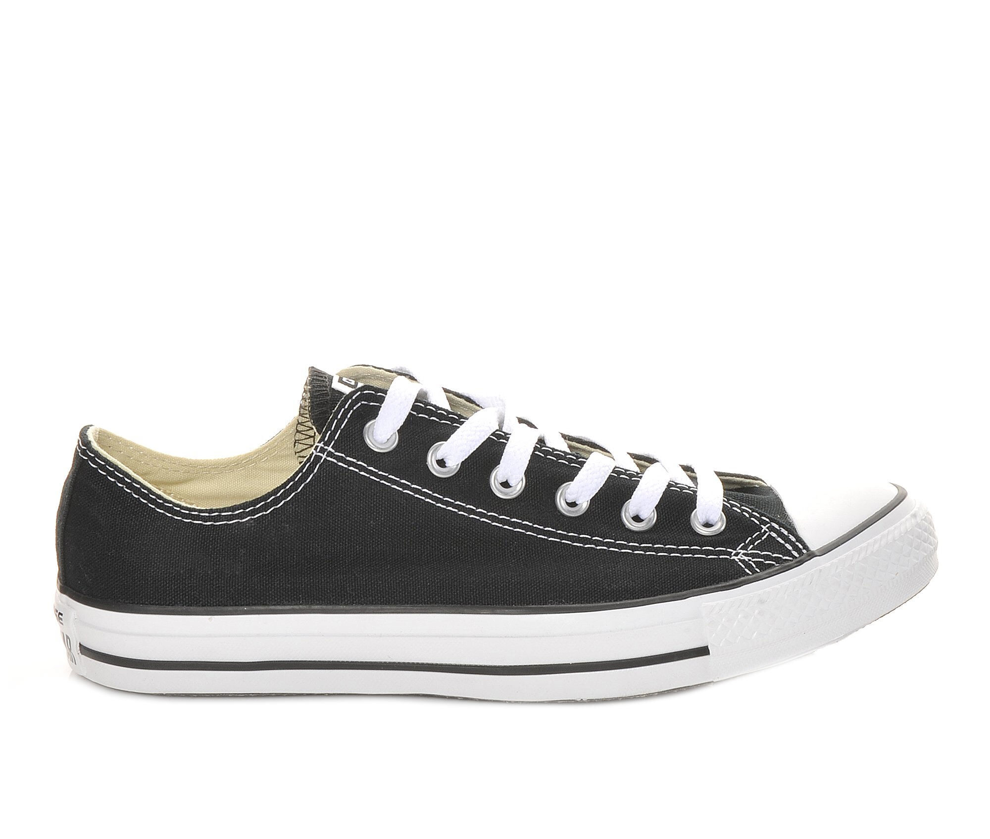 Adults' Converse Chuck Taylor All Star Canvas Ox Core Sneakers Black