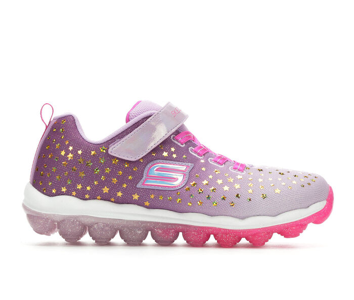Girls' Skechers Little Kid & Big Kid Star Jumper Slip-On Sneakers