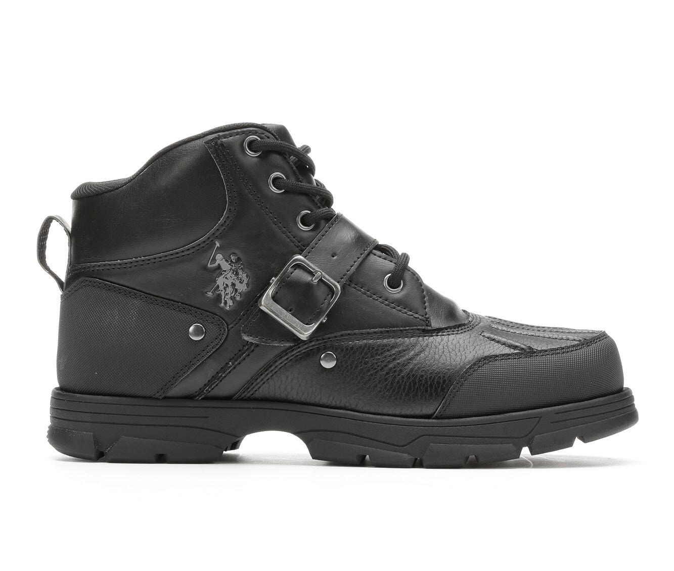 No Reviews. Men\u0026#39;s US Polo Assn Kedge Lace-Up Boots