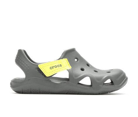 Boys' Crocs Swiftwater Wave B 11-3 Sandals