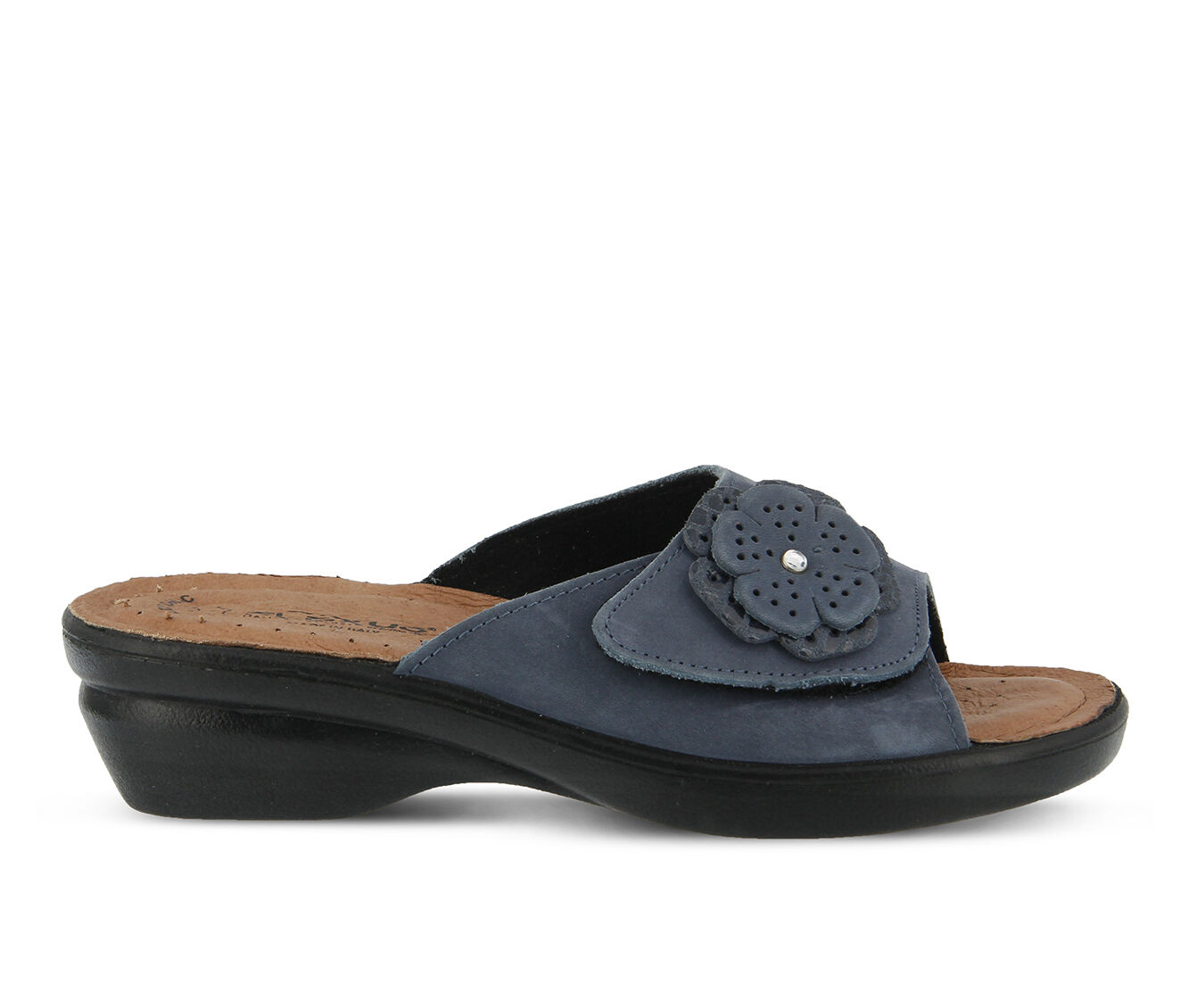 Women's FLEXUS Fabia Sandals Navy