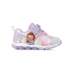 Girls' Disney Toddler & Little KId Sofia 10 Light-Up Shoes