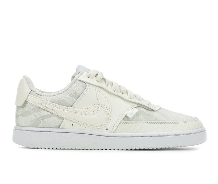 Women's Nike Court Vision Low Premium Sneakers