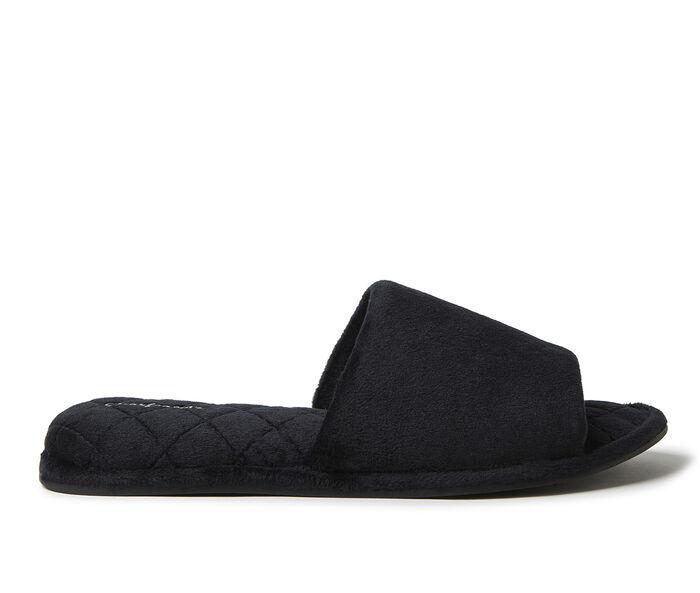 Dearfoams Beatrice Velour Slide Slippers