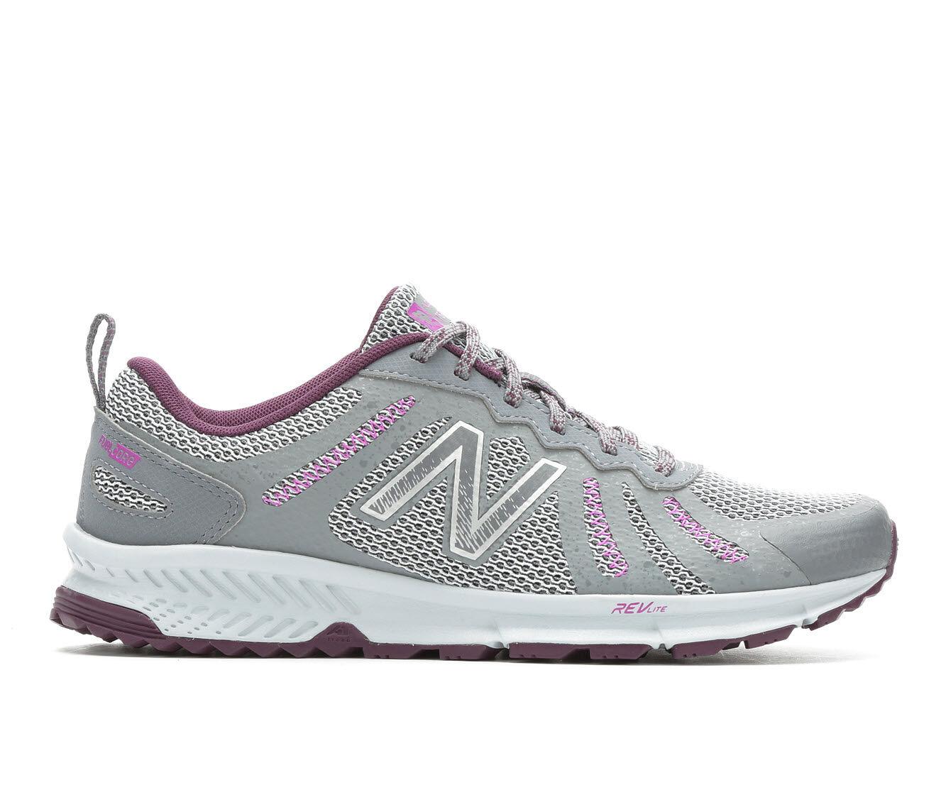 Women's New Balance WT590v4 Sneakers Grey/Purple