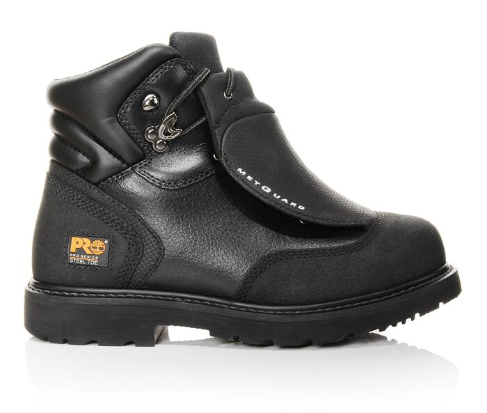 Men's Timberland Pro Met Guard 6 Inch 40000 Work Boots