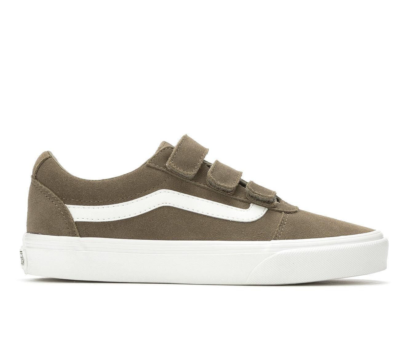 Economic popular Women's Vans Ward V Skate Shoes Dusky Green