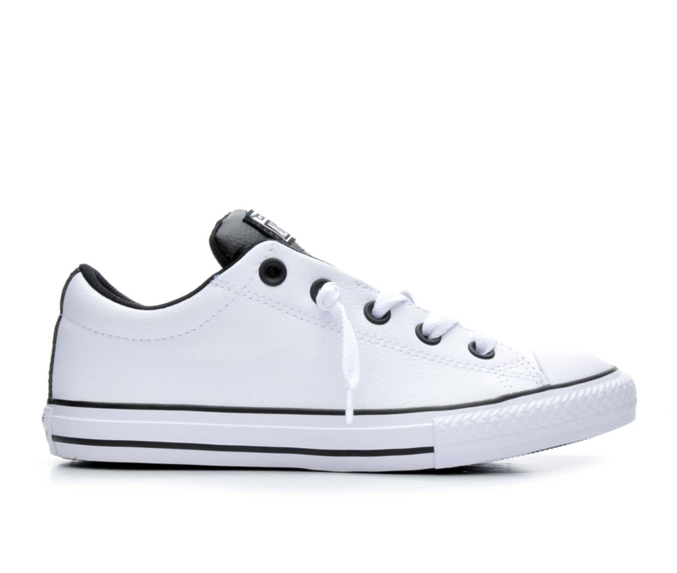 boys converse slip on shoes