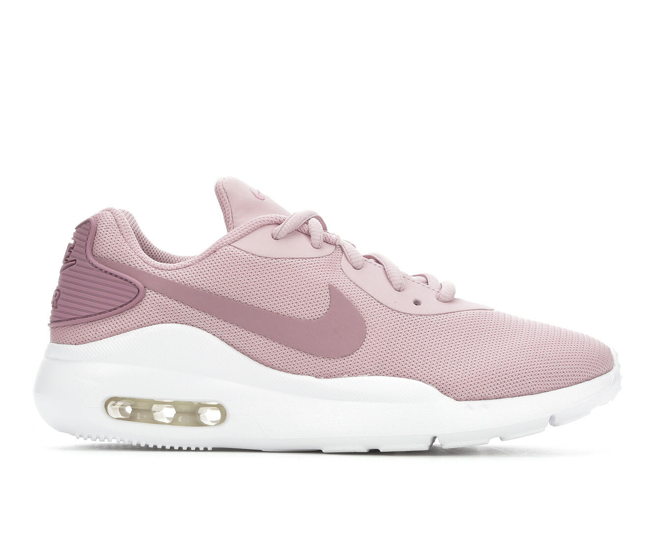 Women's Nike Air Max Oketo Sneakers Plum/Wht 500