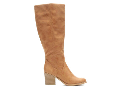 Women's Unr8ed Uptown Knee-High Heeled Boots