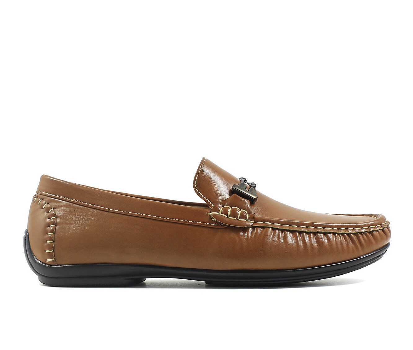 choose comfortable Men's Stacy Adams Percy Loafers Tan