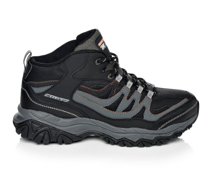 Men's Skechers 50120 After Burn Mid Hiking Boots