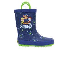 Boys' Western Chief Toddler & Little Kid Paw Patrol Rain Boots