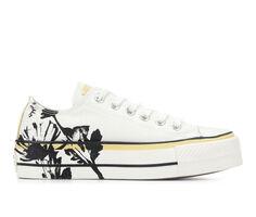 Women's Converse Chuck Taylor All Star Lift Ox Floral Platform Sneakers
