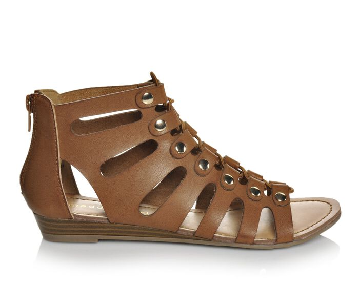 Women's Madden Girl Pillar Gladiator Sandals