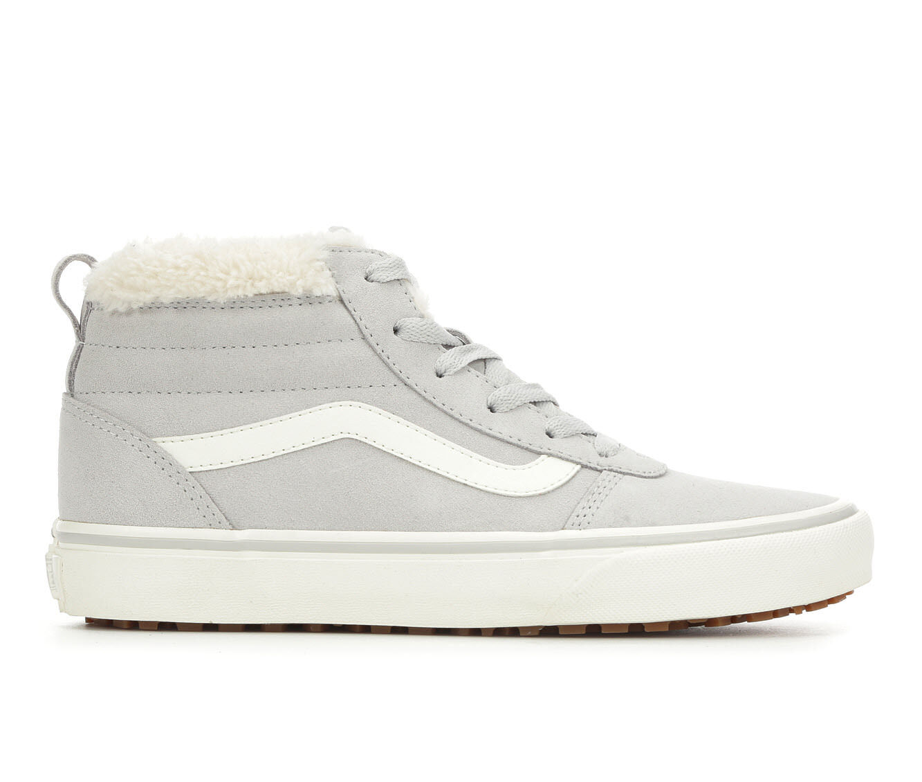 Women's Vans Ward Hi MTE Skate Shoes Antarctica/Wht