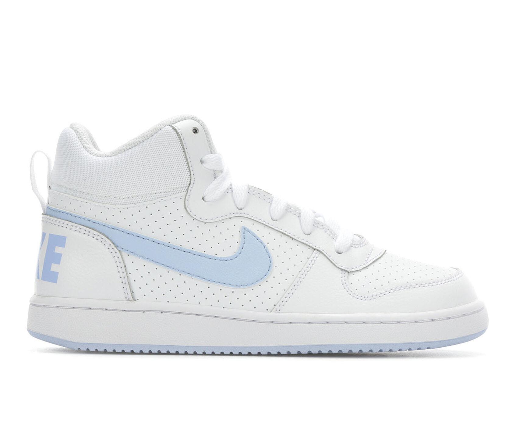 pretty nice 6b7c7 e1016 ... Nike Big Kid Court Borough Mid Basketball Shoes. Previous