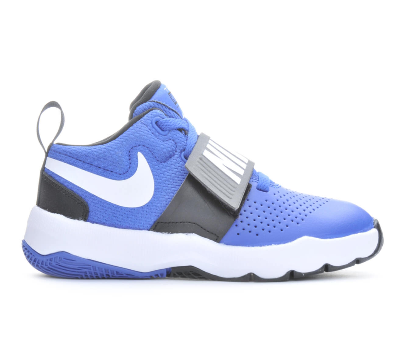 Boys\u0026#39; Nike Team Hustle D8 10.5-3 Basketball Shoes