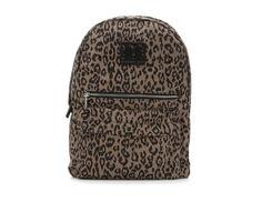 Madden Girl Handbags Leopard Backpack